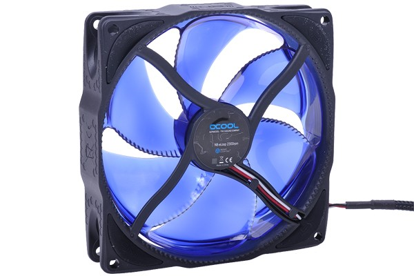 Alphacool NB-eLoop 2300rpm - Bionic fan ( 120x120x25mm )