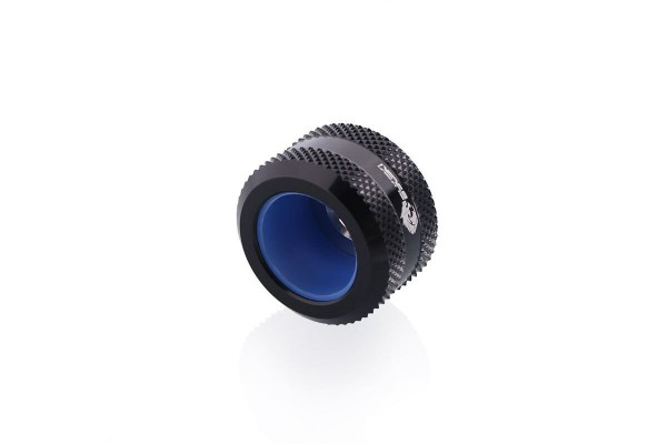 Bykski B-FTHTJ-L16-BK HardTube Anti-Off 16mm OD compression fitting - Black