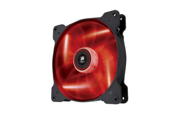 Corsair Air SP140 LED red High Static Pressure (140x140x25)