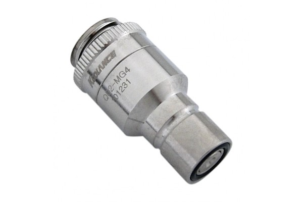 "Koolance quick release connector G1/4"" outer thread to male (High Flow) - QD2"