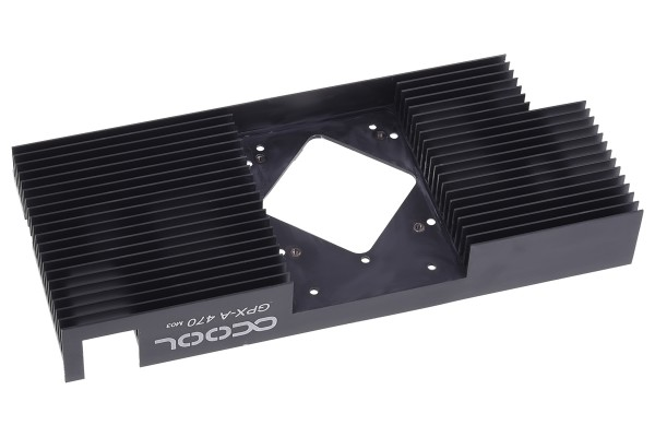 Alphacool Upgrade-kit for NexXxoS GPX - AMD R9 470 M03 - black (without GPX Solo)