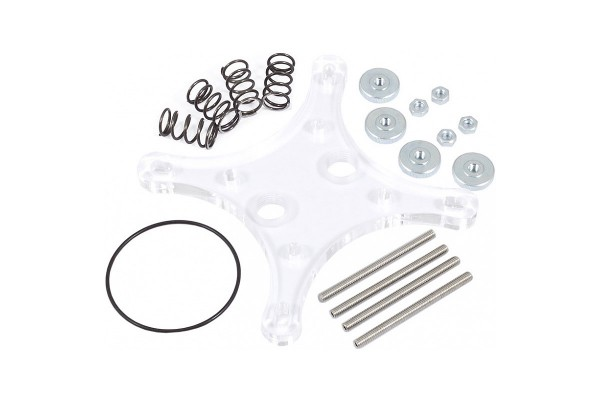 Aquacomputermodification kit mount socket 2011 for cuplex, G1/4