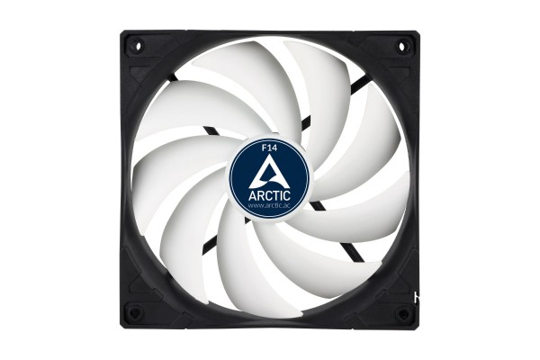 Arctic F14 case fan (140x140x25mm)
