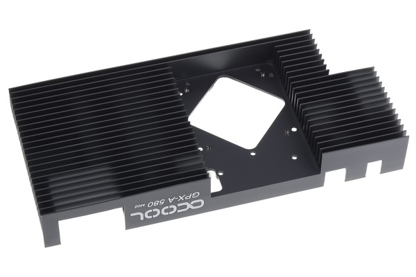 Alphacool Upgrade-kit for NexXxoS GPX - AMD RX 580 M02 - black (without GPX Solo)