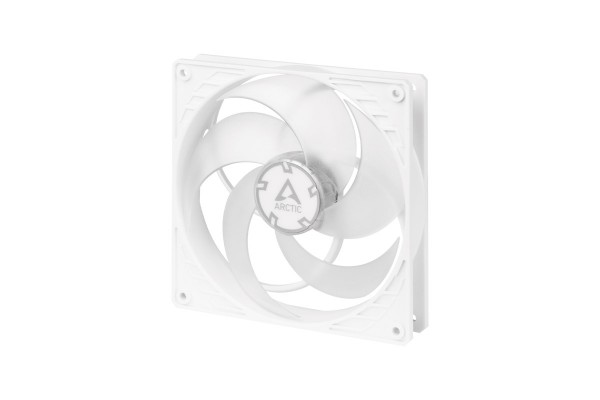 Arctic P14 PWM PST (White / Transparent)