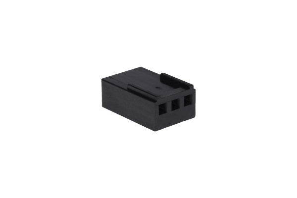 mod/smart Fan Power Connector 3pin socket - black