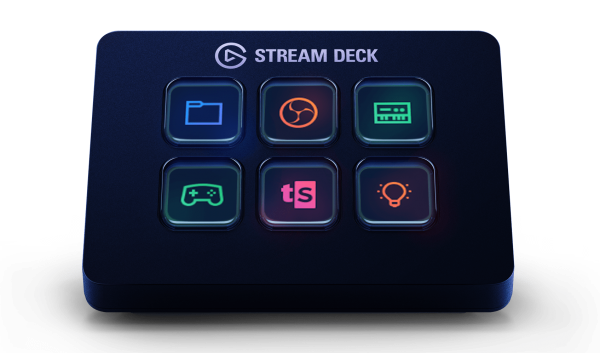 Elgato Stream Deck Mini - Keypad
