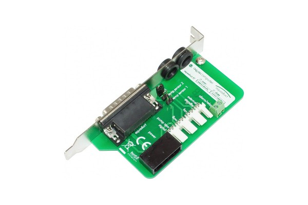 Aquacomputer aquaduct PC-board 15 pole with slot bezel