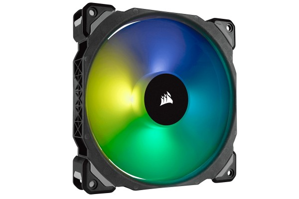 Corsair ML Series ML140 Pro RGB-LED Premium Magnetic Levitation Fan (140x140x25)