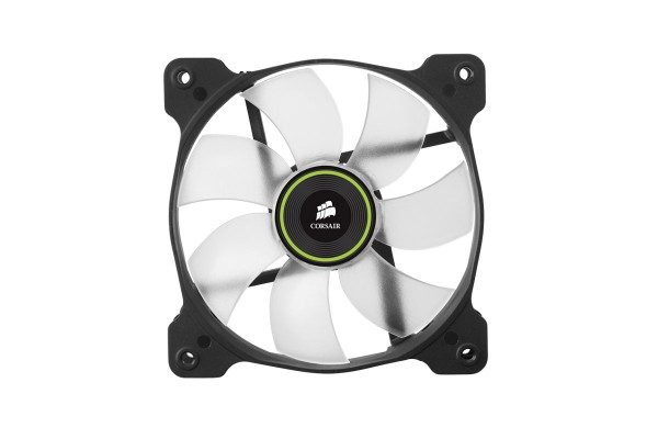 Corsair Air SP120 LED green High Static Pressure (120x120x25)