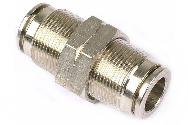10mm channel connector complete nickel coated