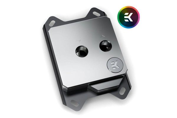 EK Water Blocks EK-Velocity AMD RGB CPU water block - Full Nickel