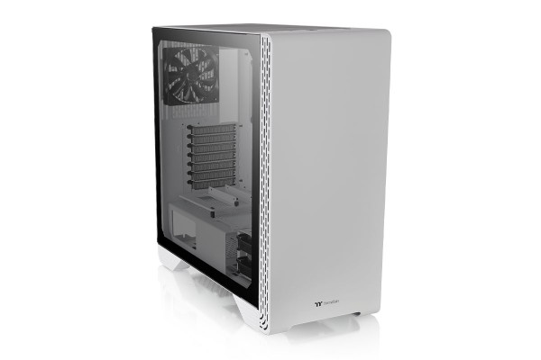 Thermaltake pc case S300 TG Snow