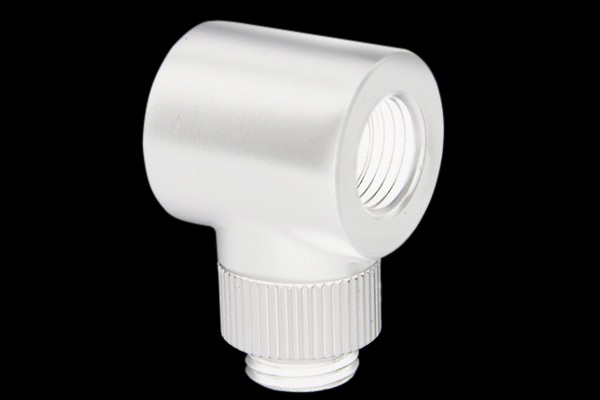 "Monsoon 19/13mm (OD 3/4"") Rotary 90° - White"