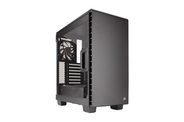 Corsair Carbide 400C window - schwarz