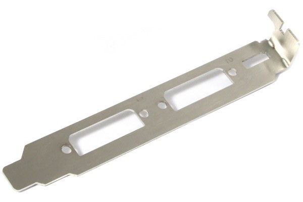 Aquacomputer Single Slot faceplate for GTX 480 and GTX 470
